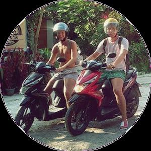 Motorbike Rental Moalboal